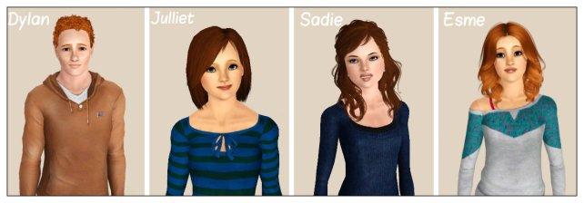 Stevens, Sadie - t