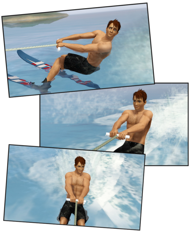 Andrew waterski