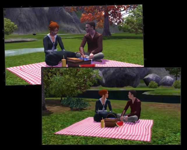 Beccas picnic