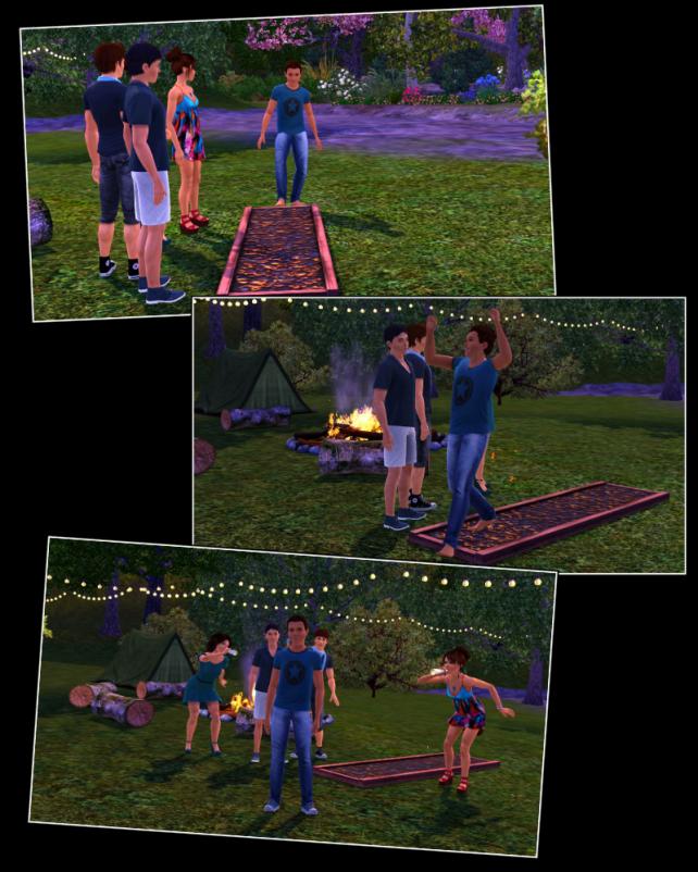 Dan firewalk